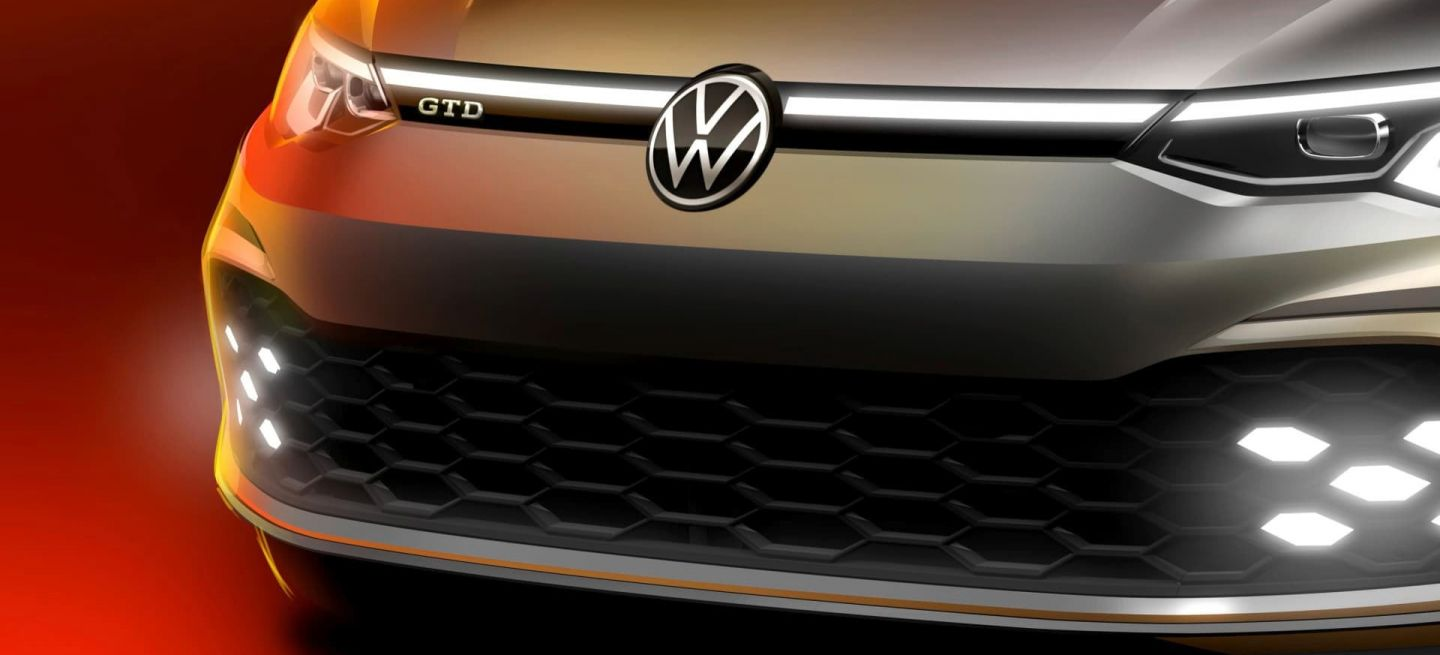 First Impression Of The New Golf Gtd