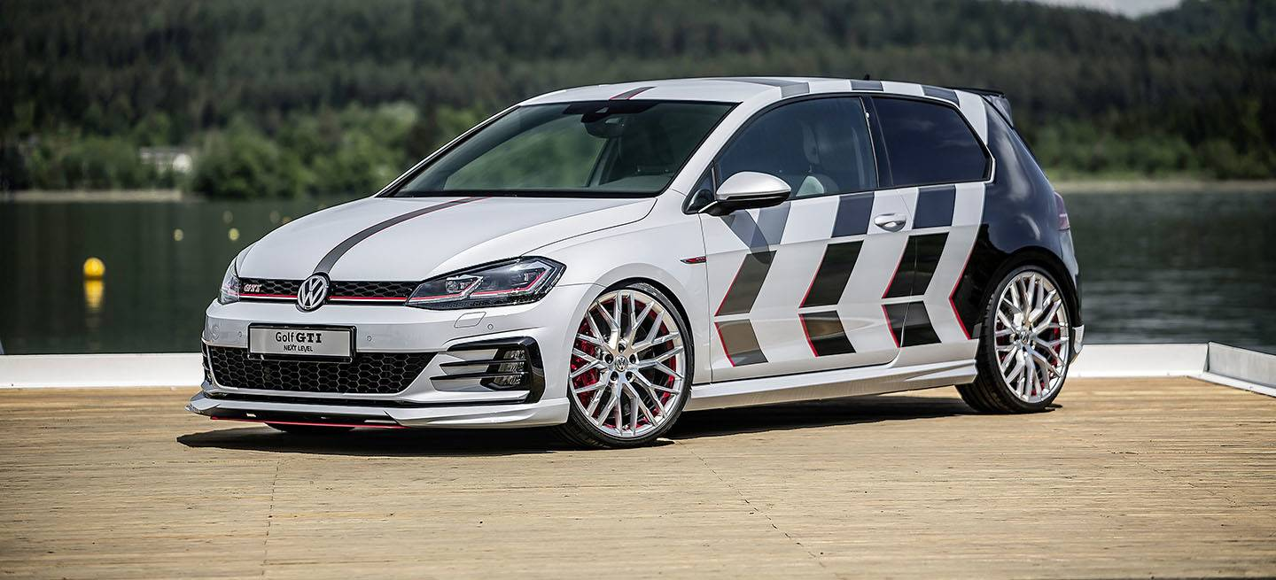 Volkswagen Golf Gti Next Level 24