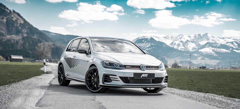 Volkswagen Golf Gti Tcr Tuning Abt Dm 1