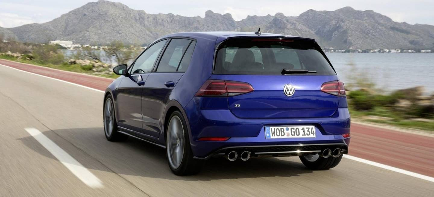 Volkswagen Golf R 0718 002