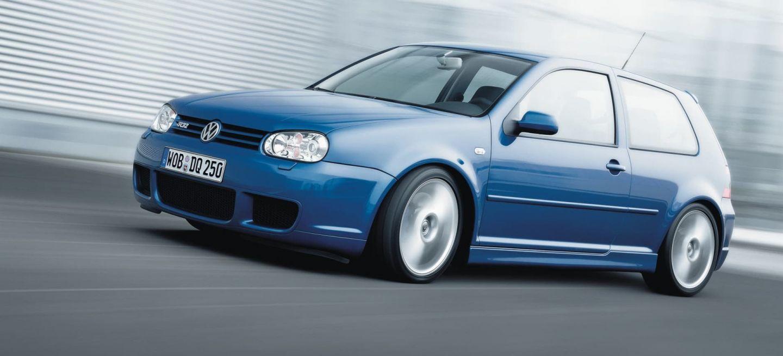 Volkswagen 6 Speed Dsg: Golf R32
