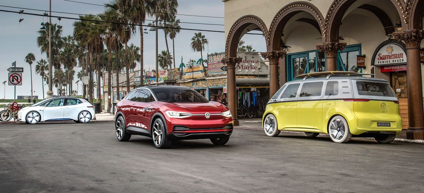 Volkswagen Id Coches Electricos 1