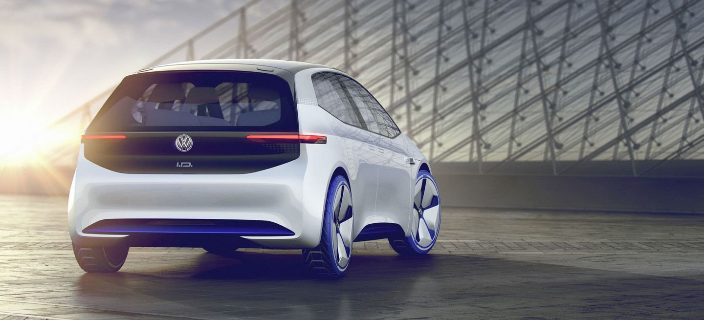 Volkswagen Id Coches Electricos Ford Acuerdo 03