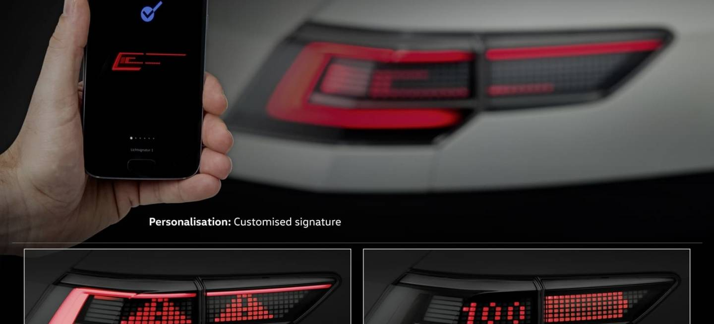 Volkswagen Iluminacion Led 1018 015