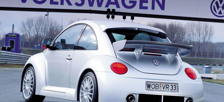 nuevo 2001 Volkswagen DeAgostini modelo oficial-colección nº 26 New Beetle RSI