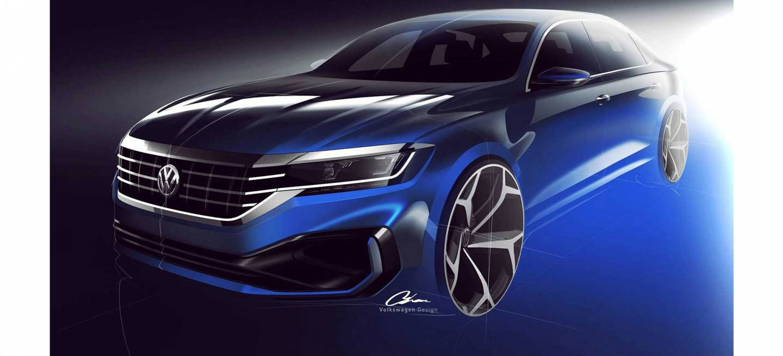 Volkswagen Passat 2019 Adelanto 02