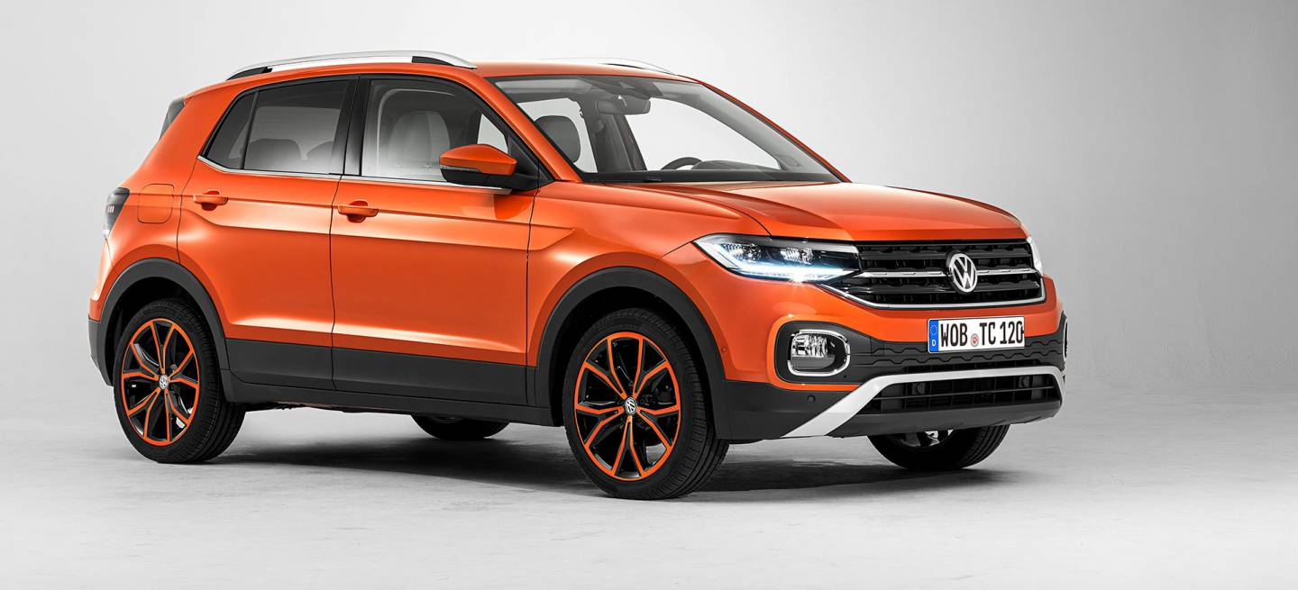 Volkswagen T Cross 2019 10