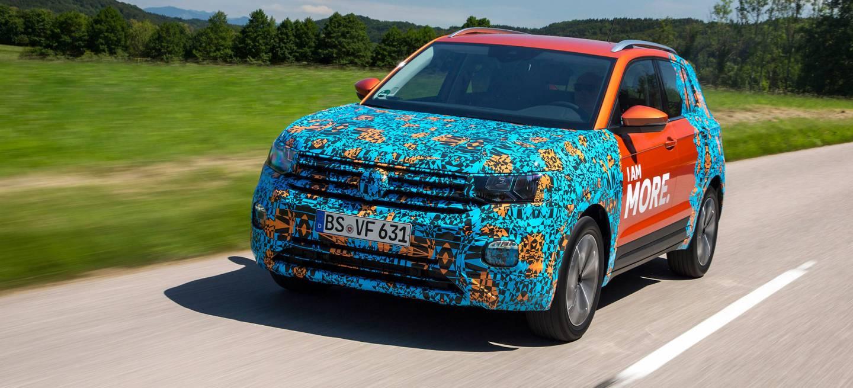 Volkswagen T Cross Adelanto 11