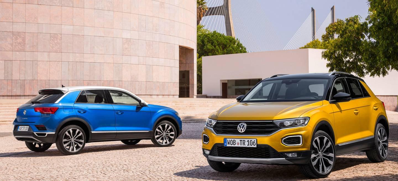 Volkswagen T Cross T Roc