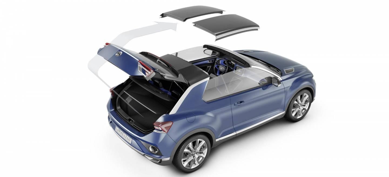 por qu el techo targa del volkswagen t roc es una idea. Black Bedroom Furniture Sets. Home Design Ideas