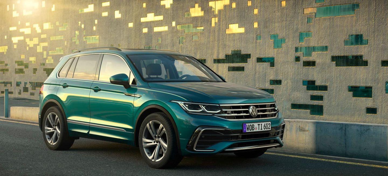 Volkswagen Tiguan 2020 2