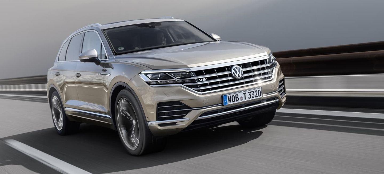 Volkswagen Toaureg V8 Tdi P