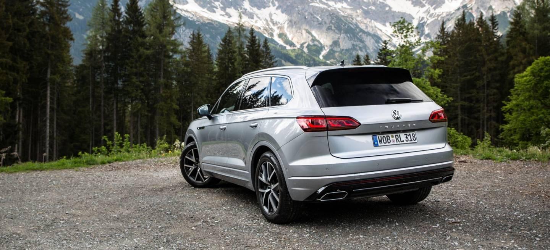 Volkswagen Touareg 2018 Prueba P