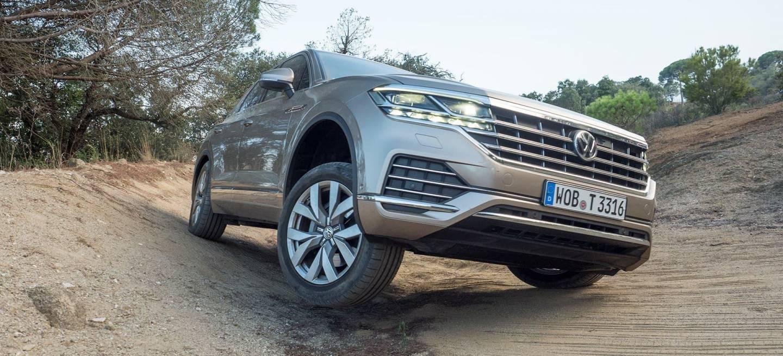 Volkswagen Touareg Todoterreno 00006