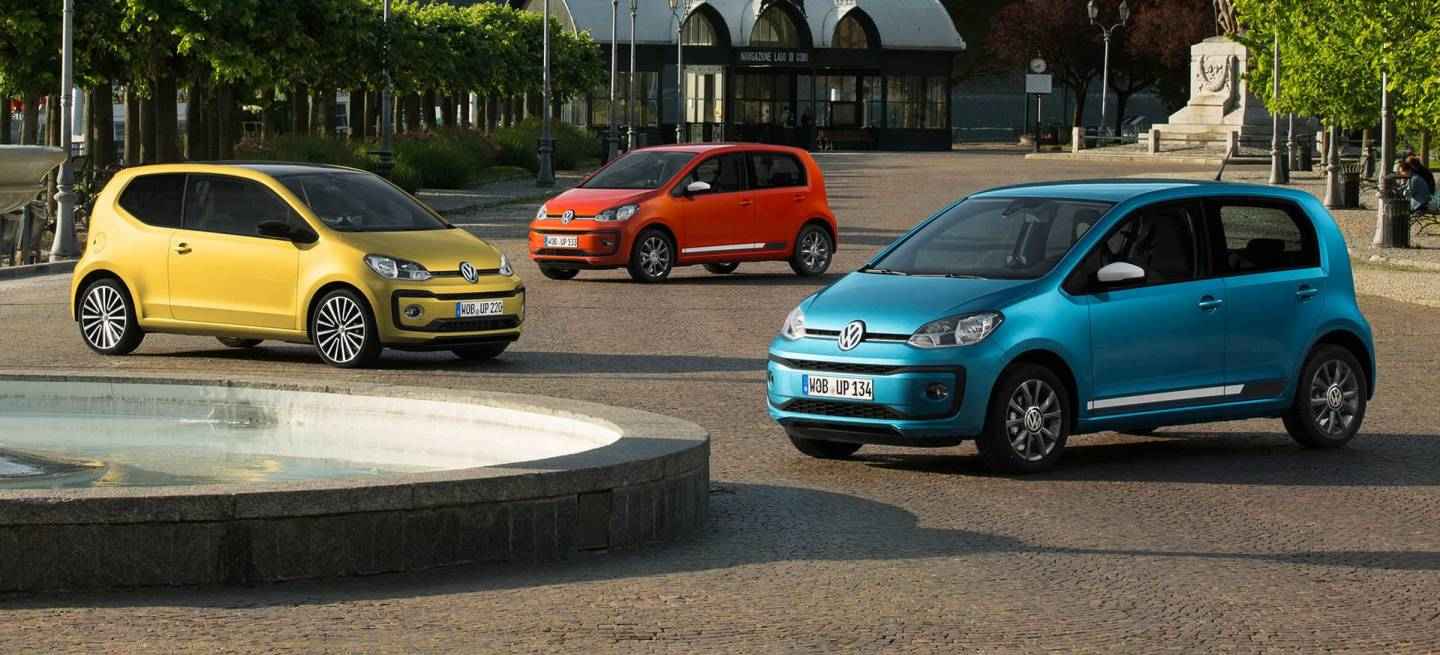 Volkswagen Up 2019 Coches Mas Caros