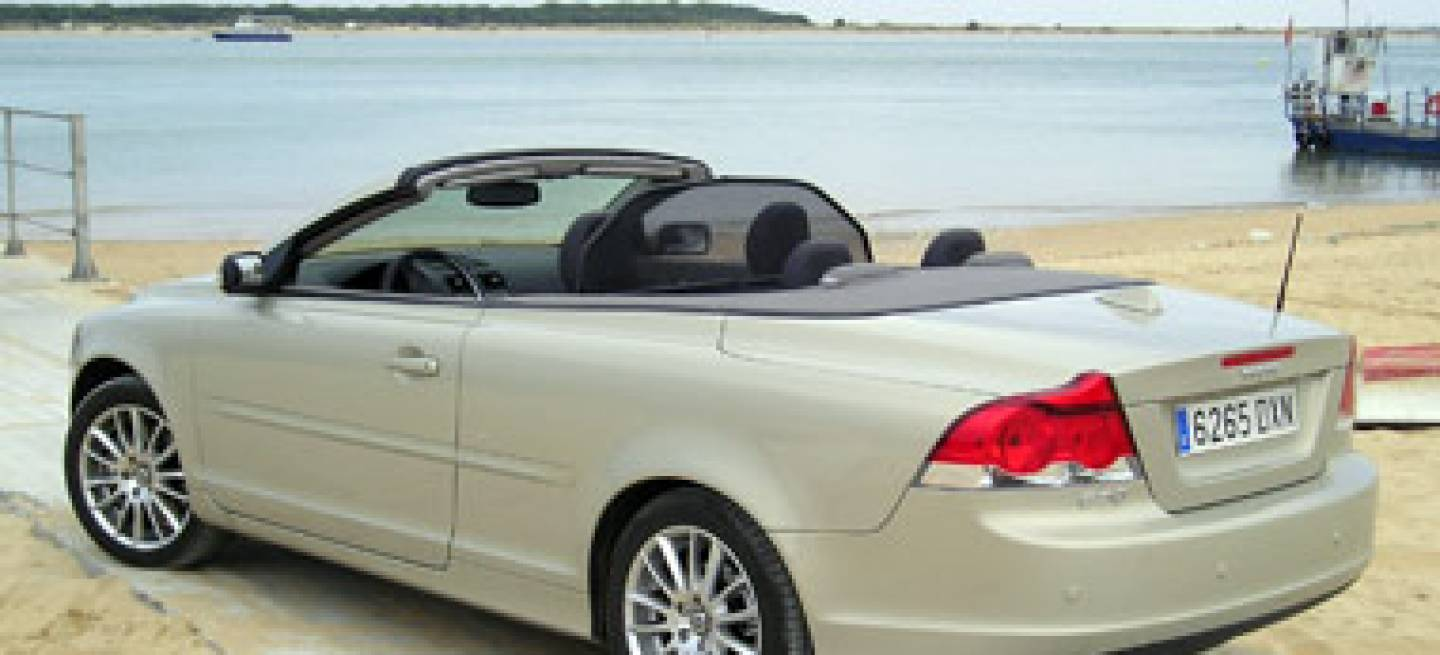 volvo c70 el nuevo cabrio sueco diariomotor. Black Bedroom Furniture Sets. Home Design Ideas