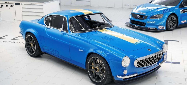 Volvo P1800 Cyan Racing 2021 0820 022