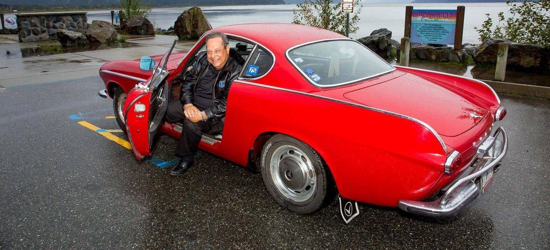Volvo P1800 Irv Gordon Fallecido P