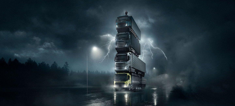 Volvo Torre Camiones P