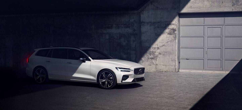 New Volvo V60 R Design
