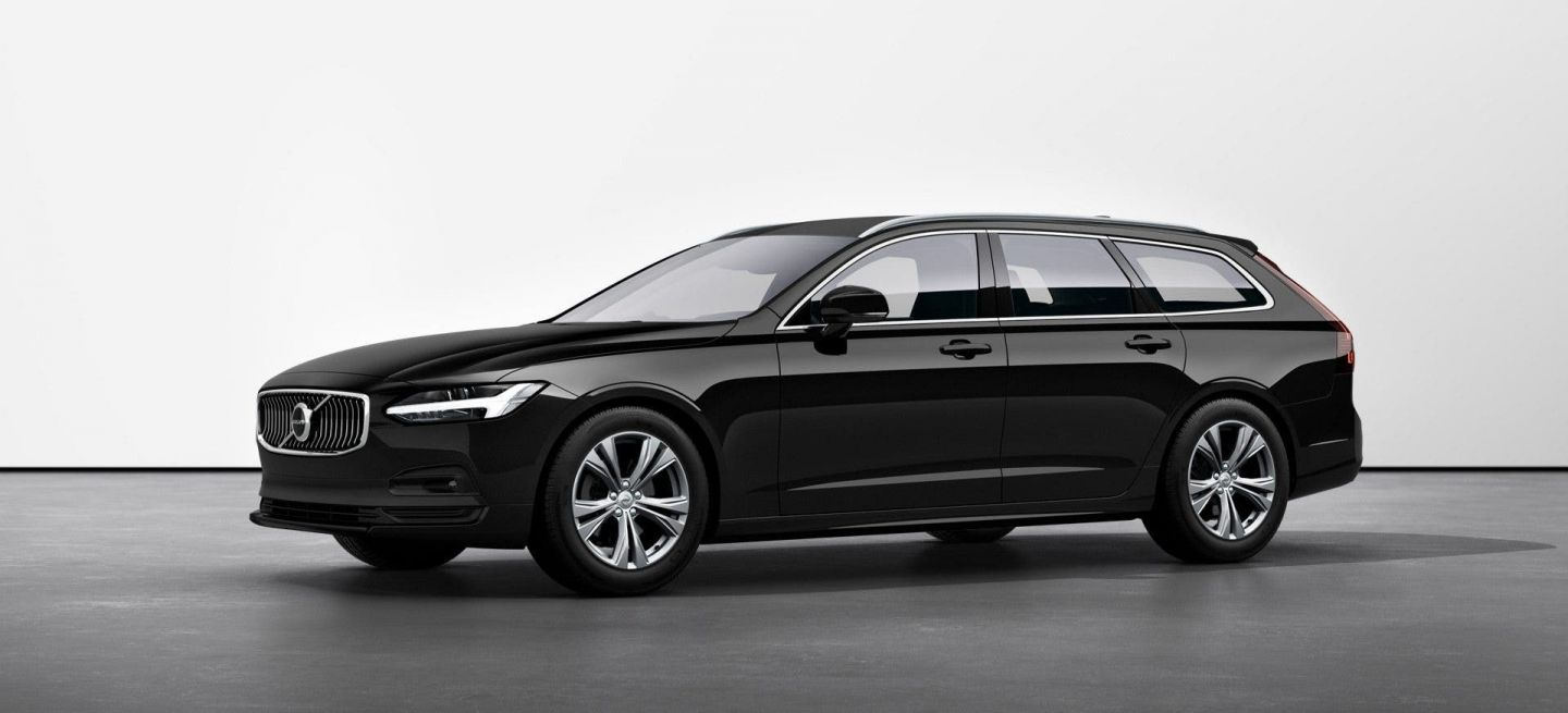 2020 Volvo V90 Performance and New Engine