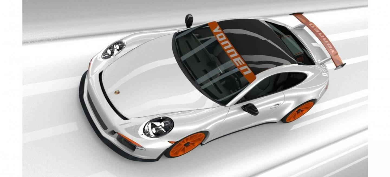 Vonnen Porsche Hibrido 4