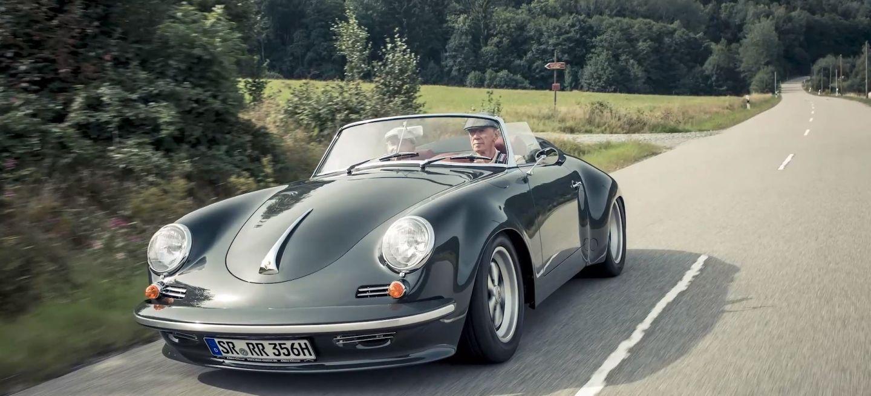 Walter Rohrl Porsche 356 Dm 3