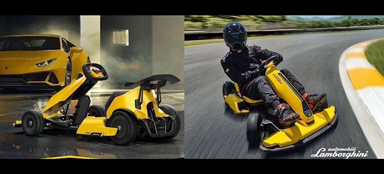 Xiaomi Go Kart Lamborghini 1 0820 1