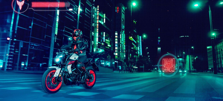 Yamaha Mt 125 2020 Dm 3