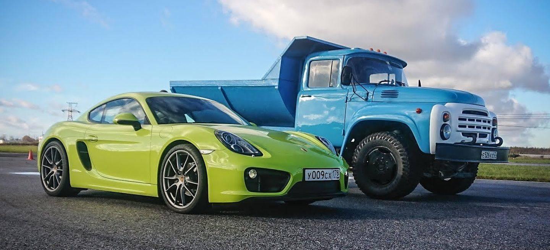 Zil 130 Porsche