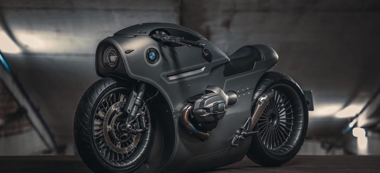 Ziller Garage Bmw R Nine T Cafe Racer Portada