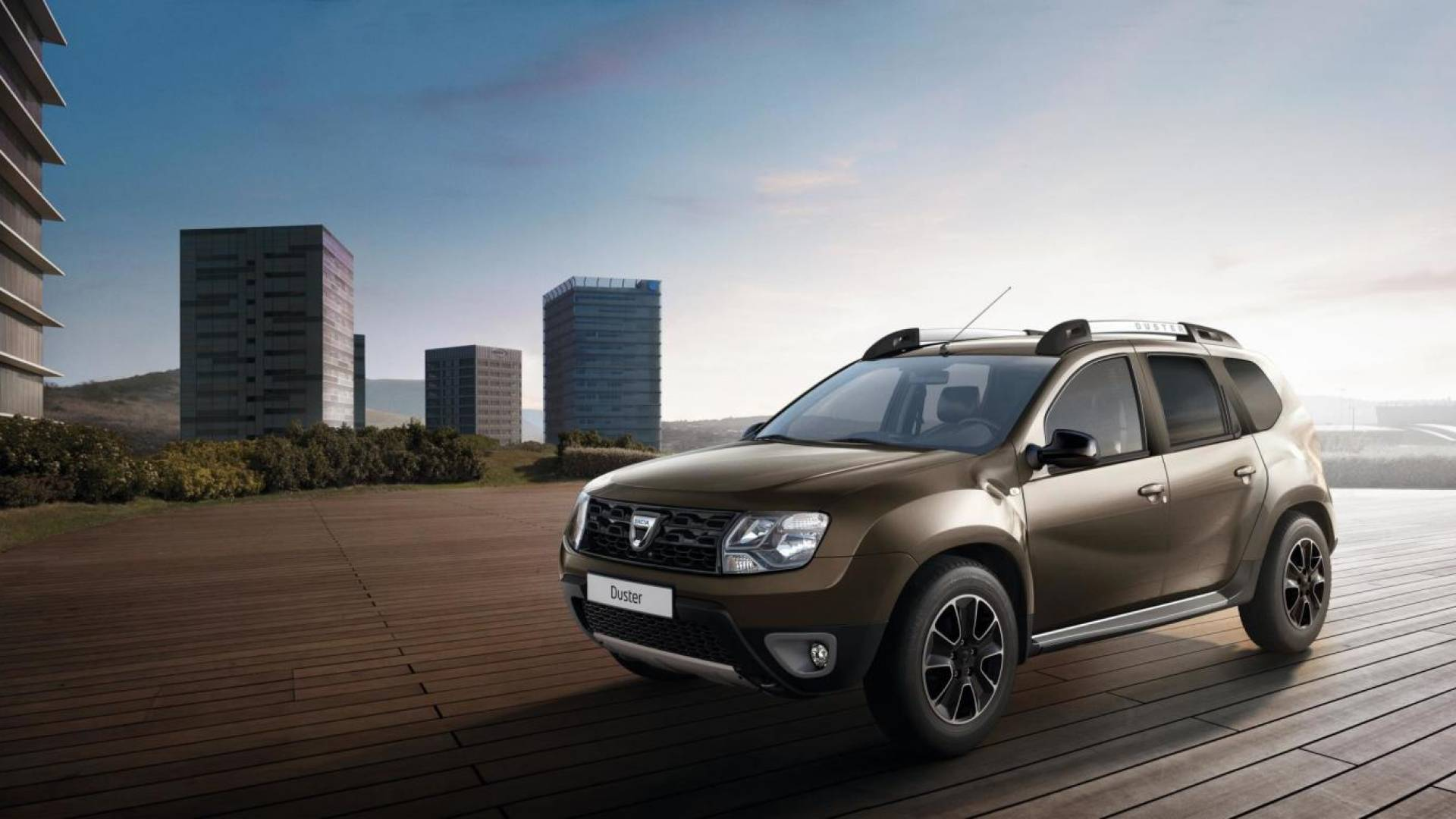 dacia duster precios prueba ficha t cnica y fotos. Black Bedroom Furniture Sets. Home Design Ideas