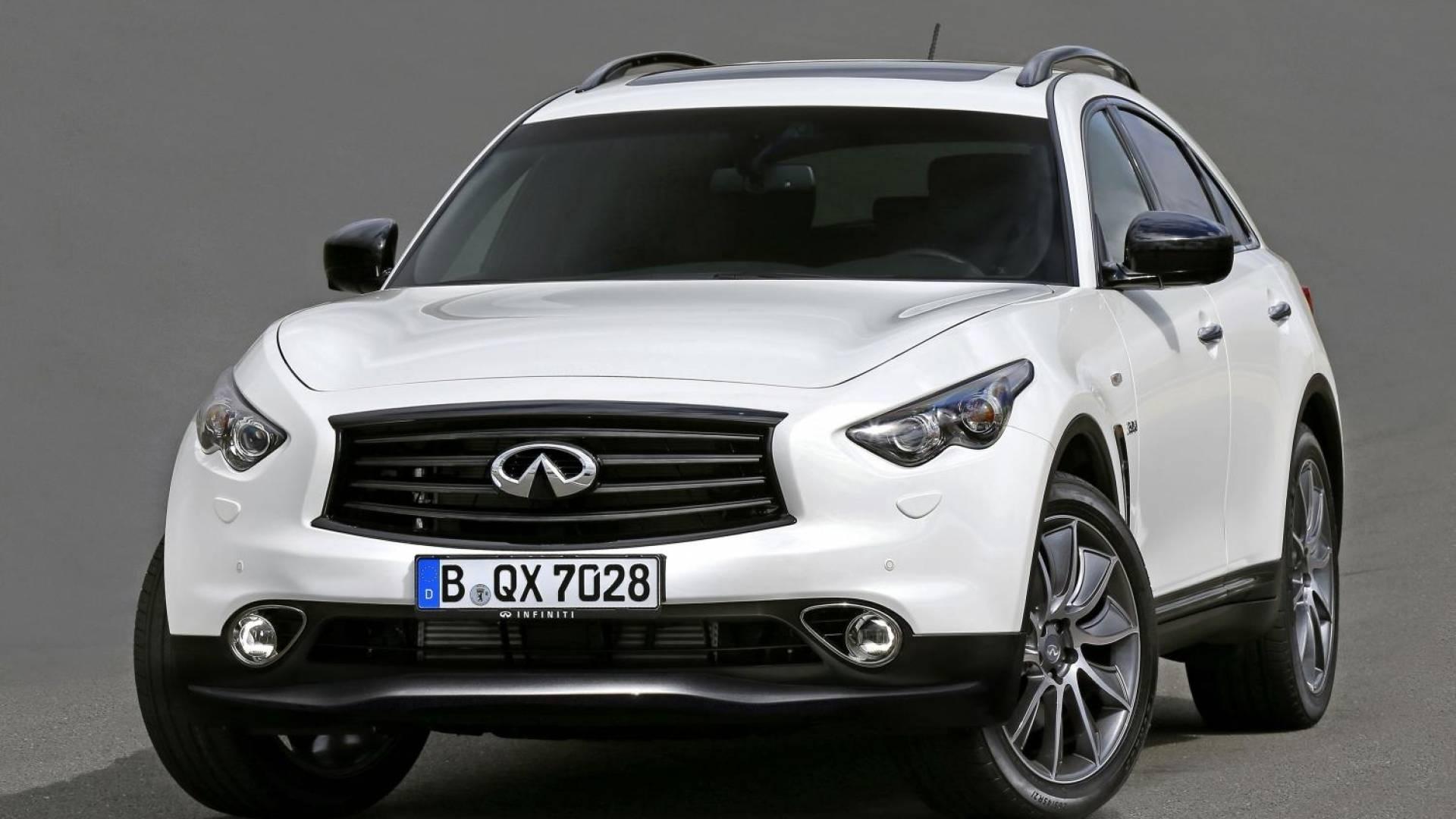 infiniti - coches, precios y noticias de la marca | diariomotor