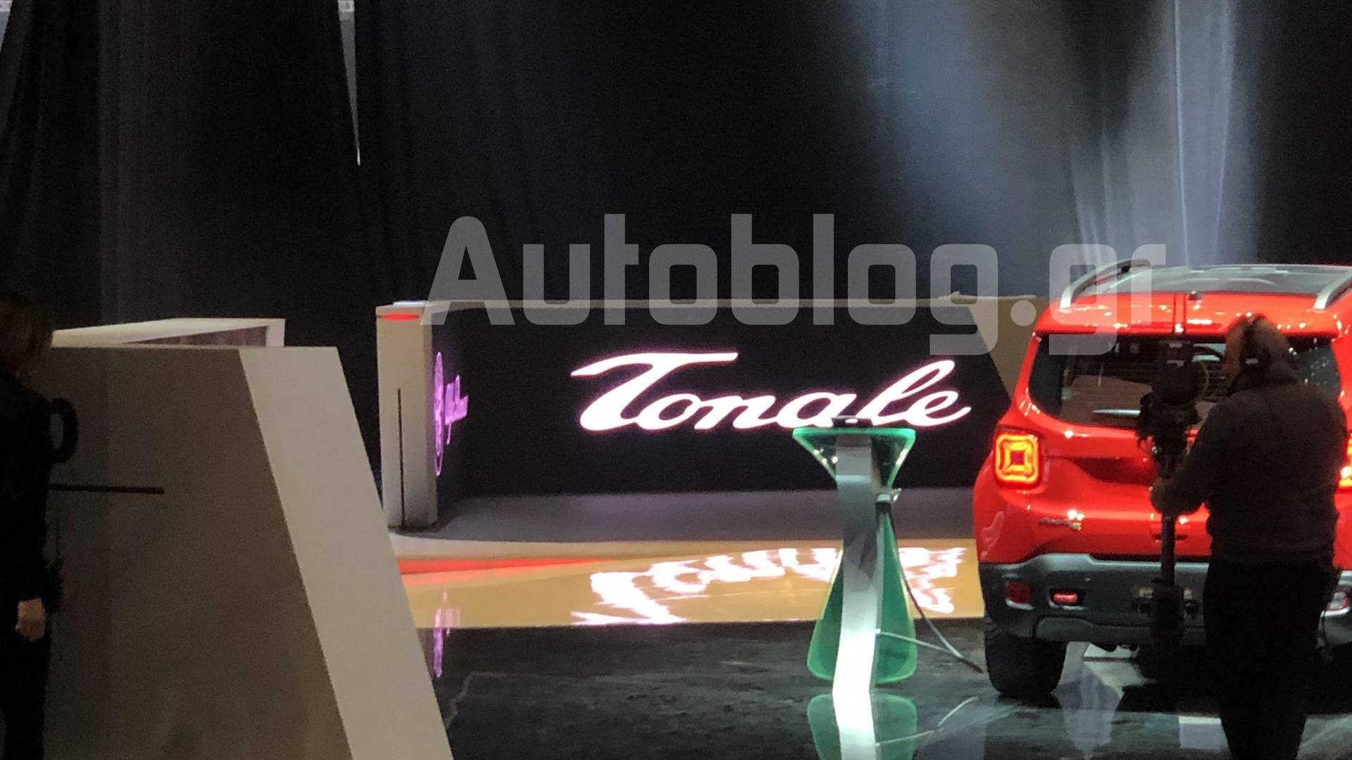Alfa Romeo Tonale Precios Prueba Ficha T 233 Cnica Fotos Y