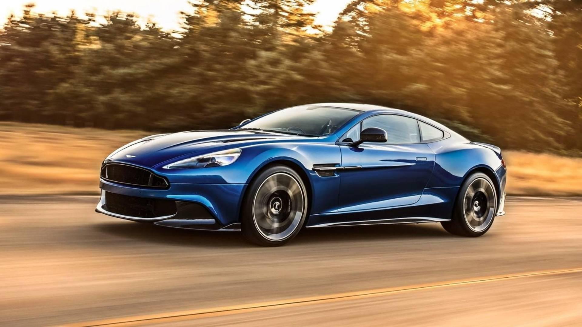 Aston Martin Vanquish S Precios Prueba Ficha Tecnica Fotos Y Noticias Diariomotor