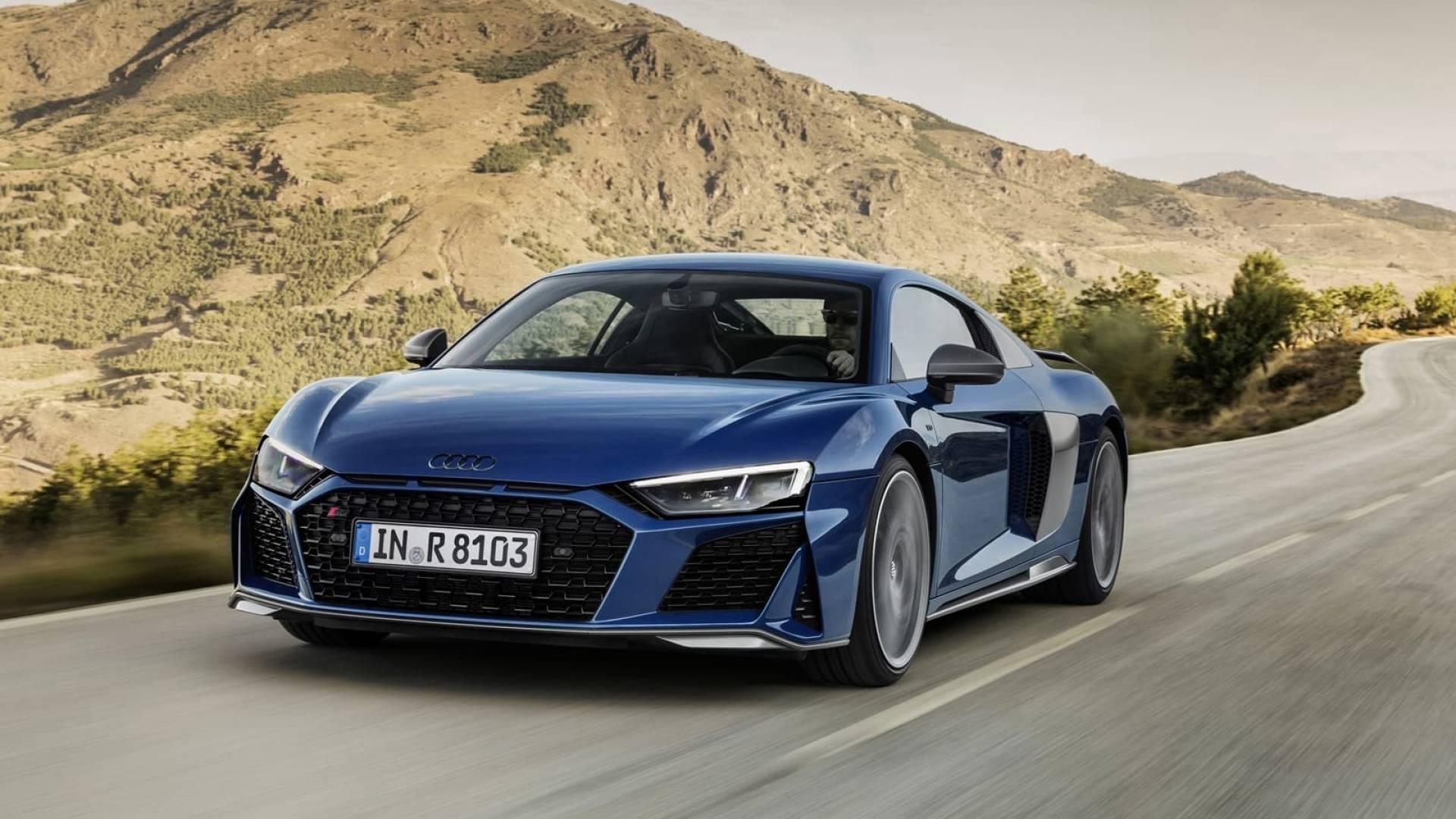 Audi R8 Precios Prueba Ficha Tecnica Fotos Y Noticias Diariomotor