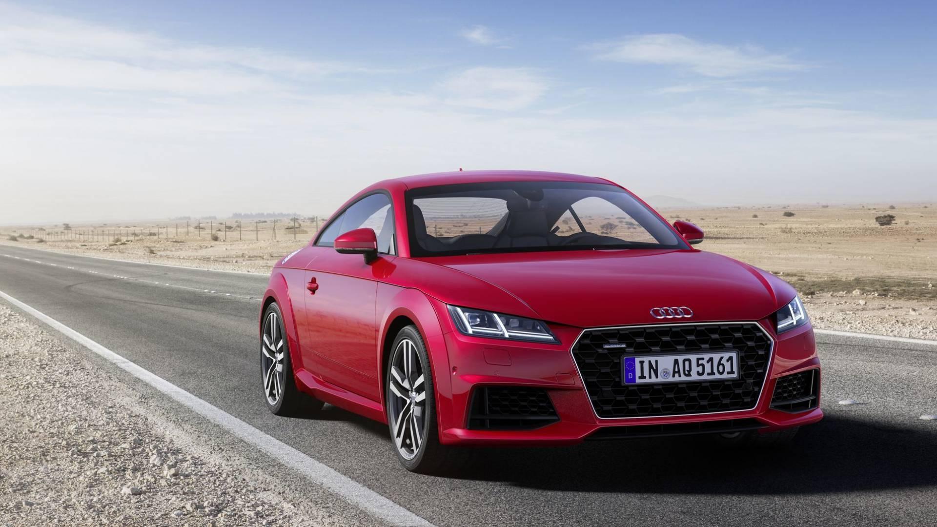 Audi Tt Tt Roadster Tts Y Tt Rs Precios Prueba Ficha Técnica