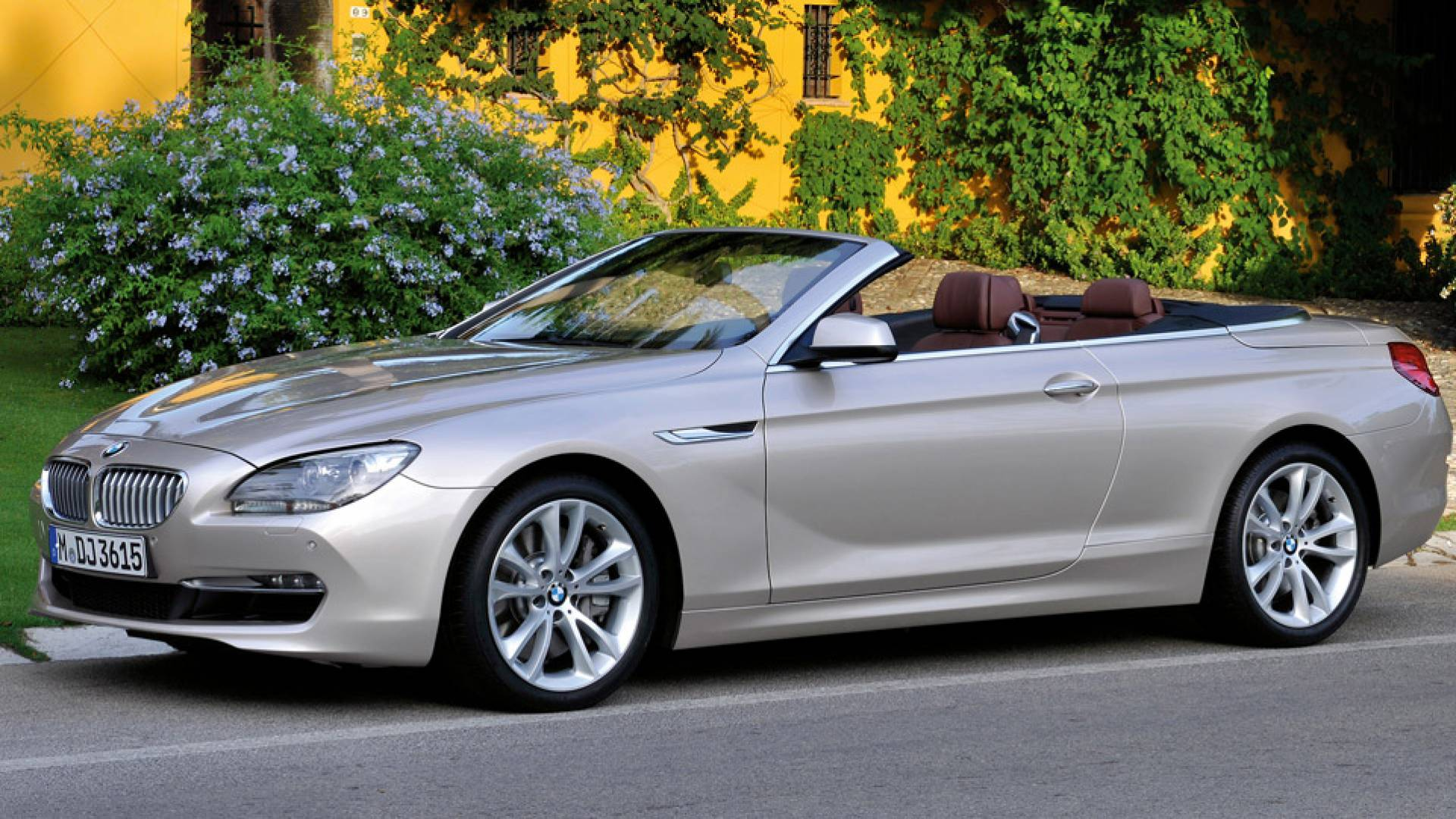 bmw serie 6 cabrio y m6 cabrio precios prueba ficha t cnica y fotos. Black Bedroom Furniture Sets. Home Design Ideas