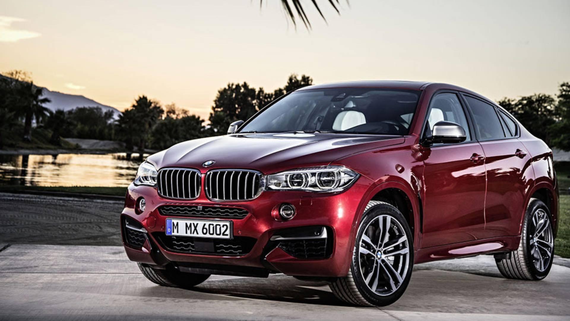 Hyundai Del Rio >> BMW X6 y X6 M: precios, prueba, ficha técnica y fotos