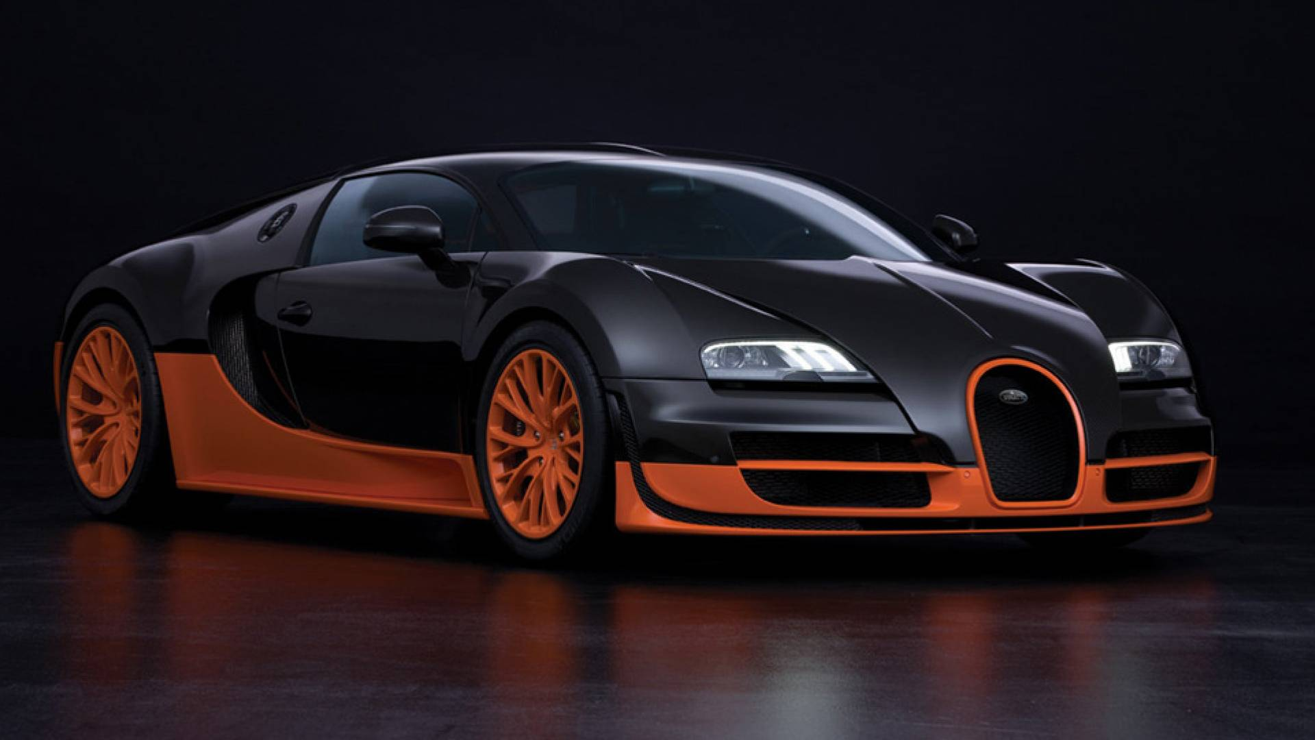 bugatti veyron super sport precios prueba ficha t cnica y fotos. Black Bedroom Furniture Sets. Home Design Ideas