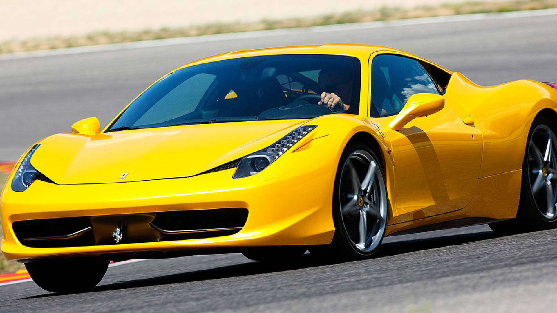 Ferrari 458M