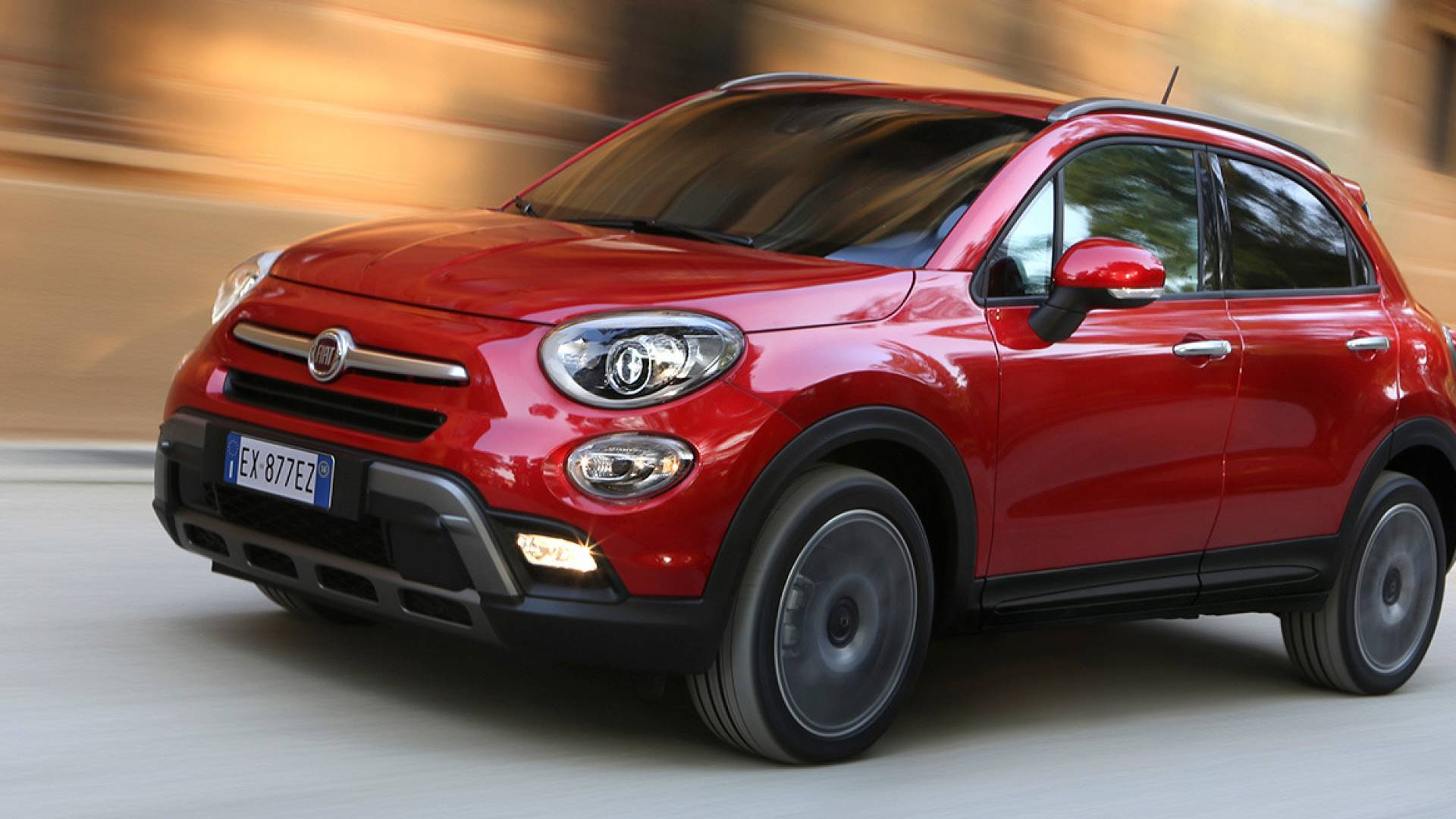 Fiat 500x on fiat 500 abarth