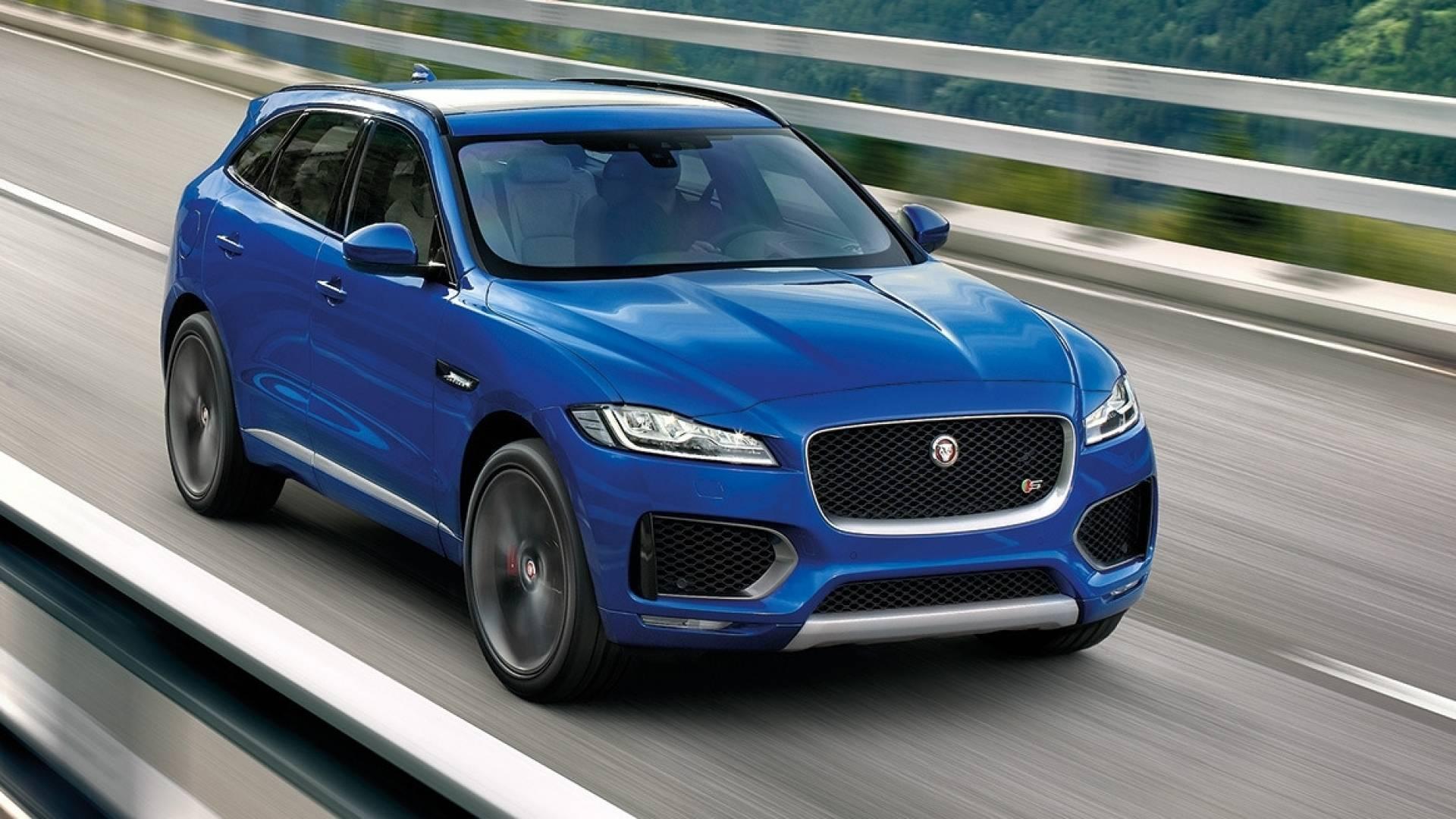 Jaguar F Pace Precios Noticias Prueba Ficha T 233 Cnica Y