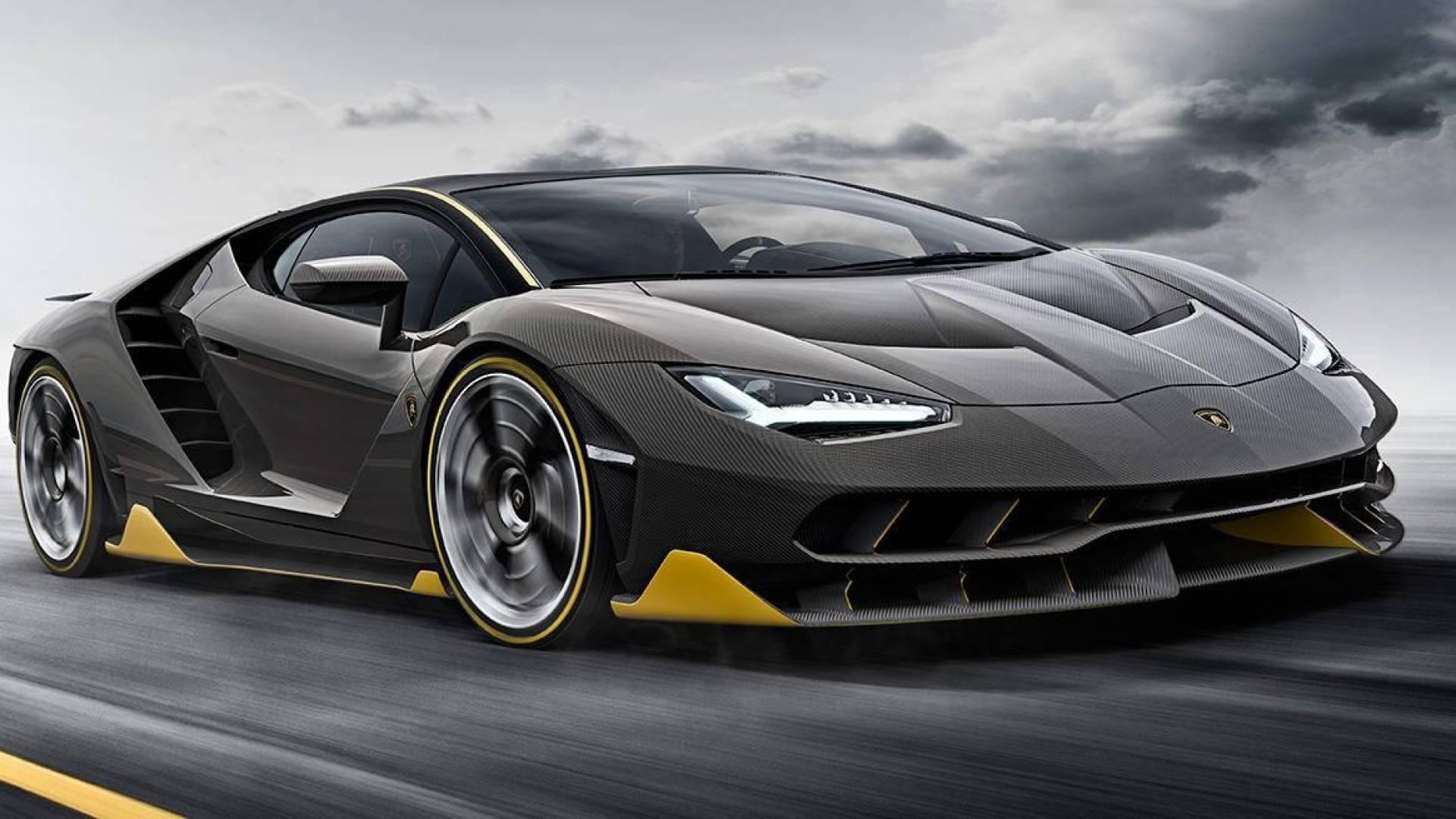 Lamborghini centenario cost