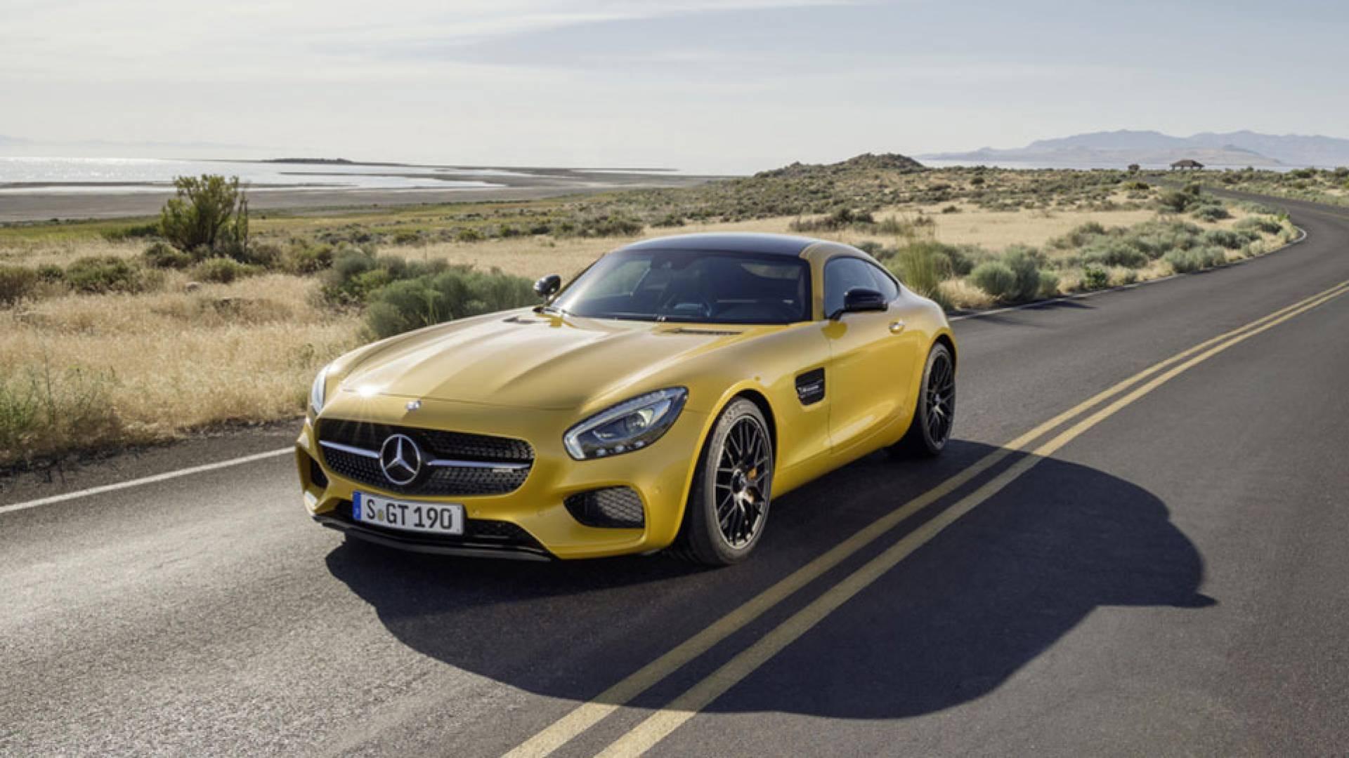 Mercedes amg gt precios prueba ficha t cnica y fotos for Mercedes benz deportivo