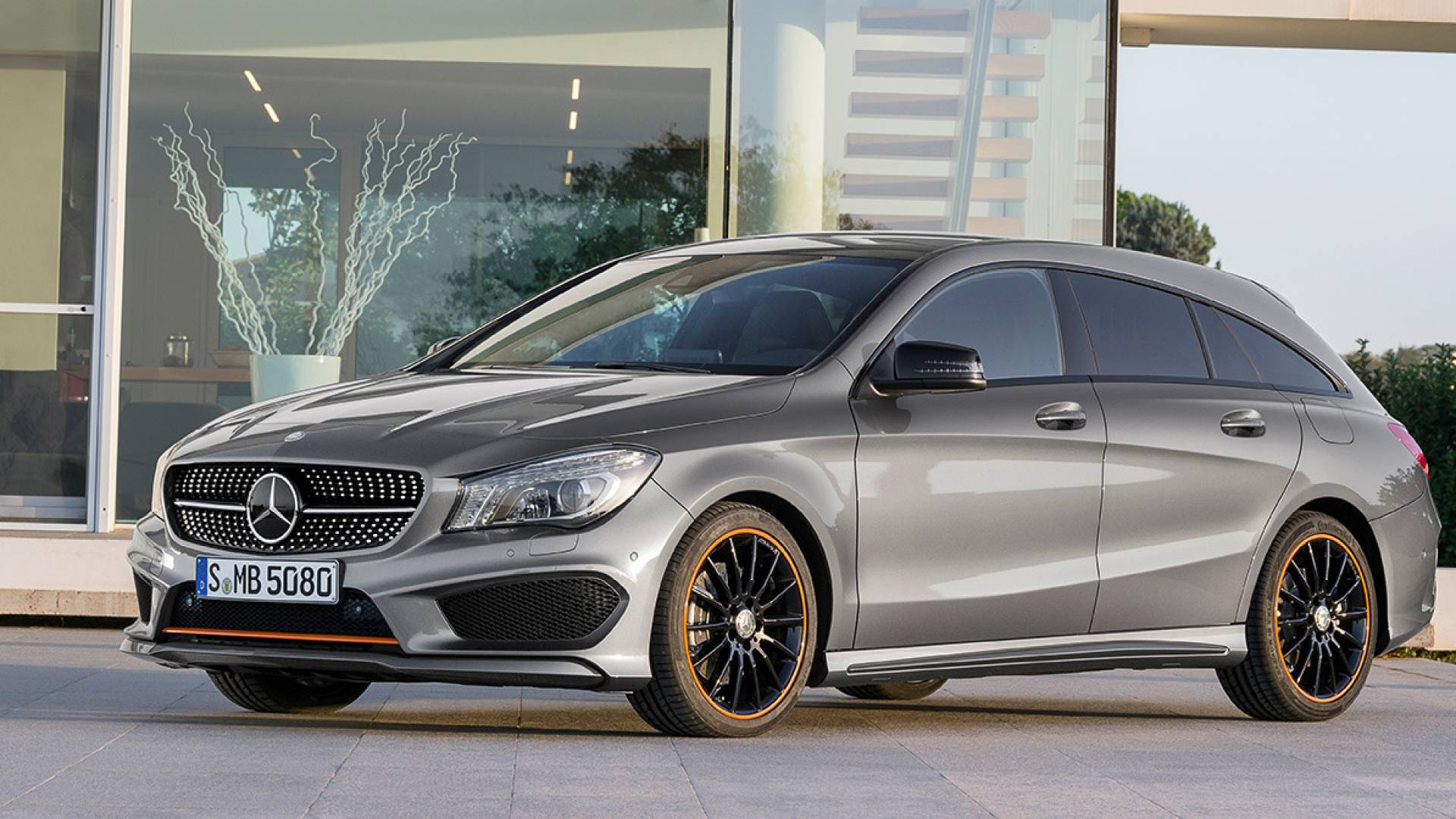 mercedes cla shooting brake precios prueba ficha. Black Bedroom Furniture Sets. Home Design Ideas