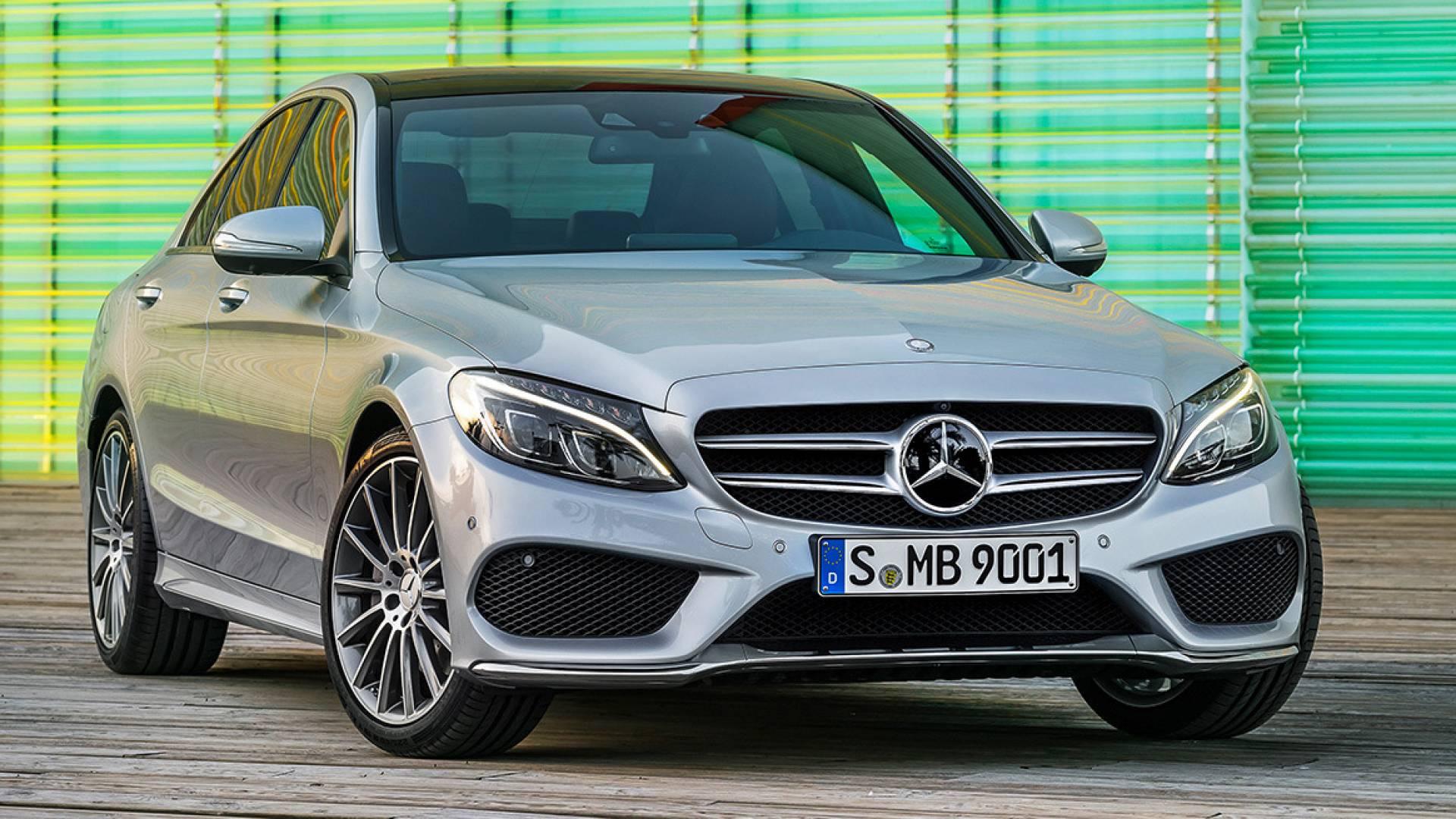 Mercedes clase c 2014 y c 63 amg precios prueba ficha for Interior mercedes clase c