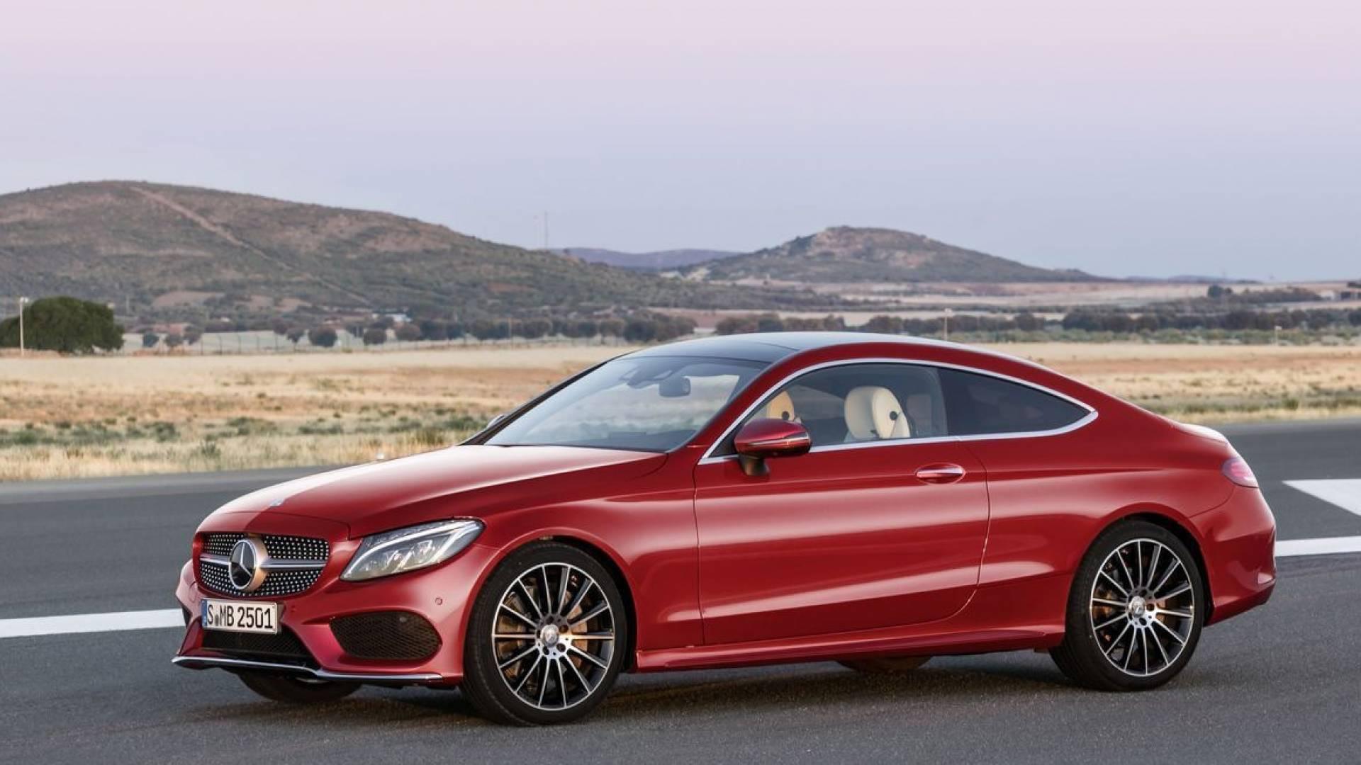 Mercedes clase c coup y c 63 amg coup precios prueba for Mercedes benz clase c 2017 precio