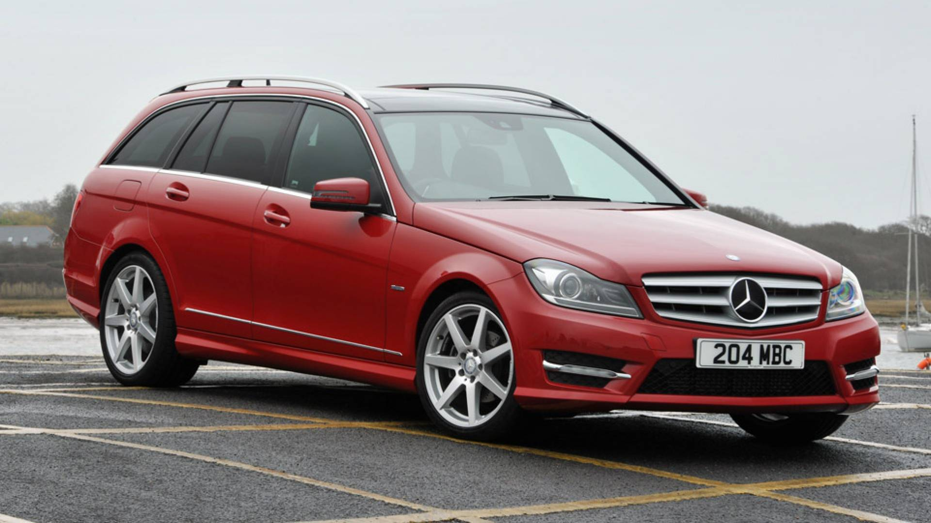 Mercedes Clase C Estate