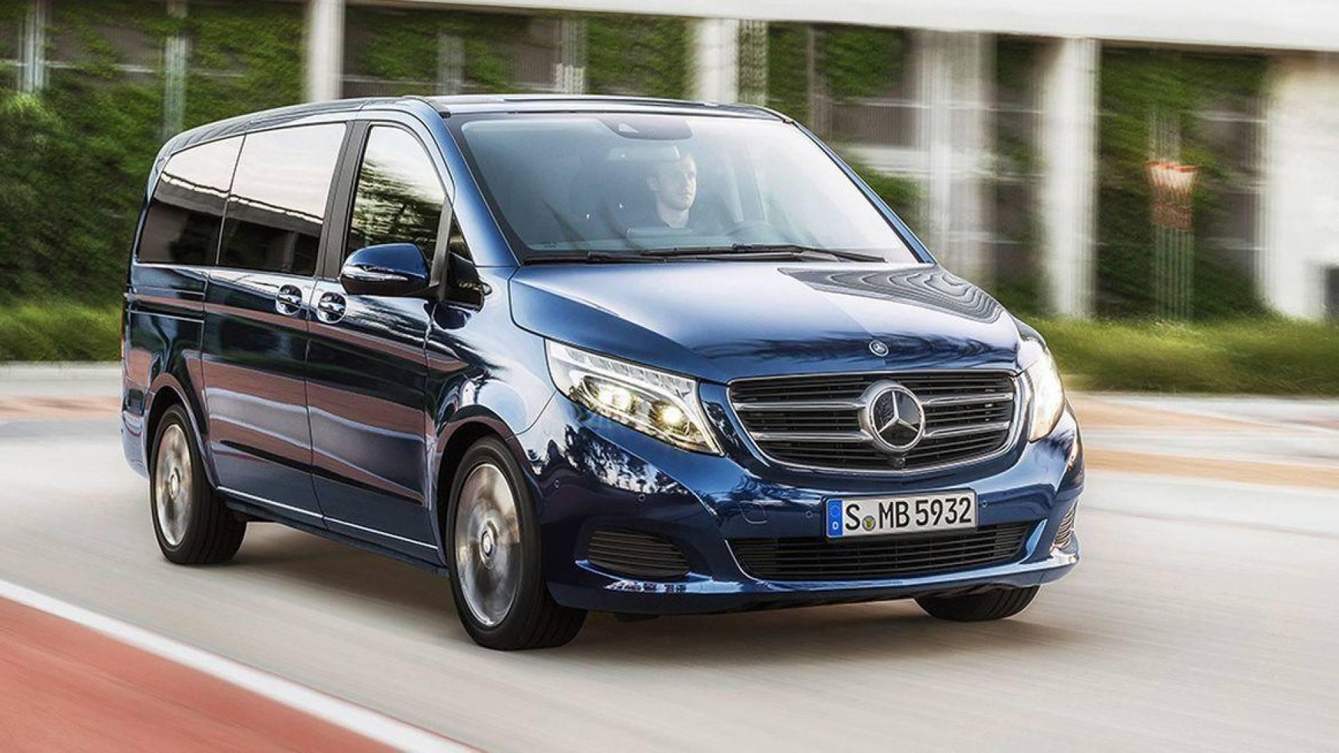Souvent Mercedes Clase V: precios, prueba, ficha técnica, fotos y noticias  LT75